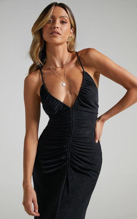 Yassie Dress in Black