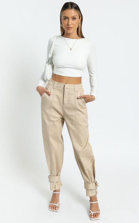 Thaila Pants in Tan