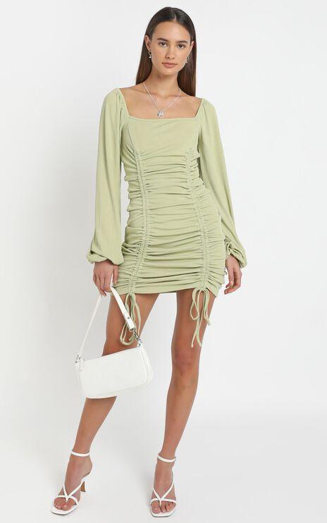 Karee Dress in Green