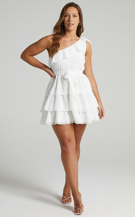 Darling I Am A Daydream Dress in White