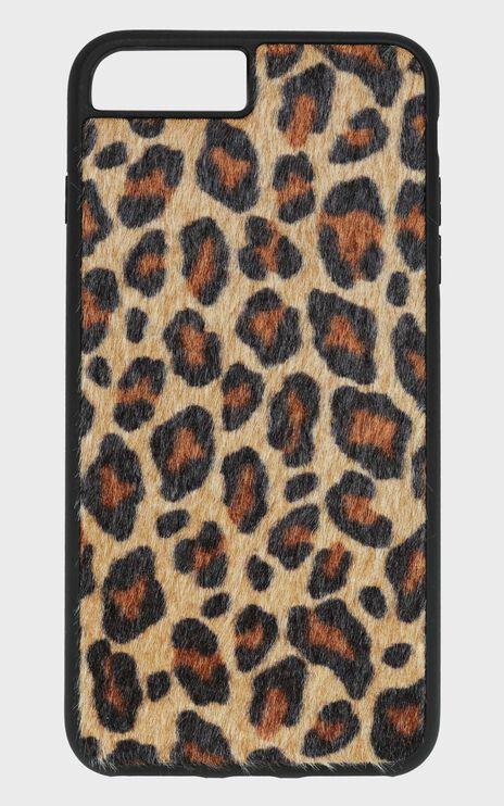 Georgia Mae - The Tan Leopard Iphone Case