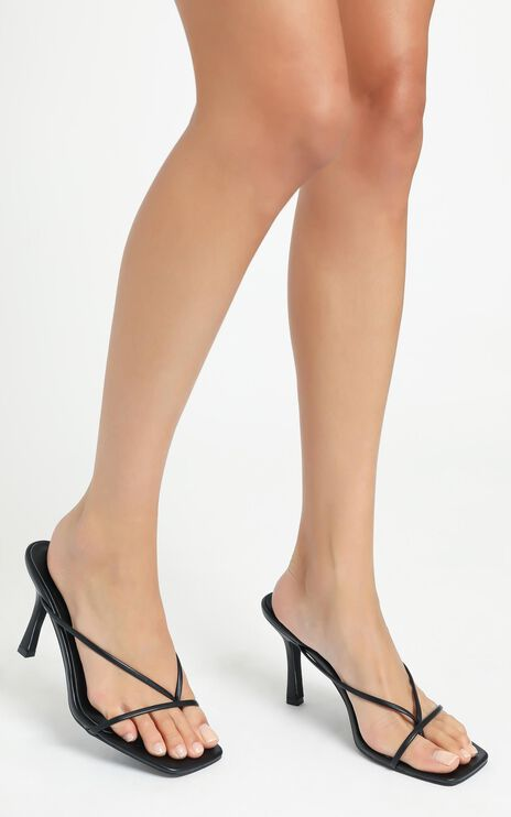 Billini - Giuliana Heels in Black