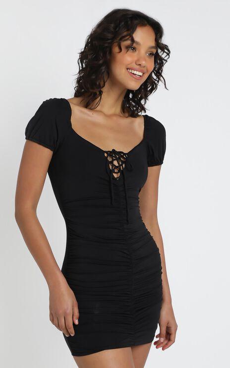 Marin Dress in Black