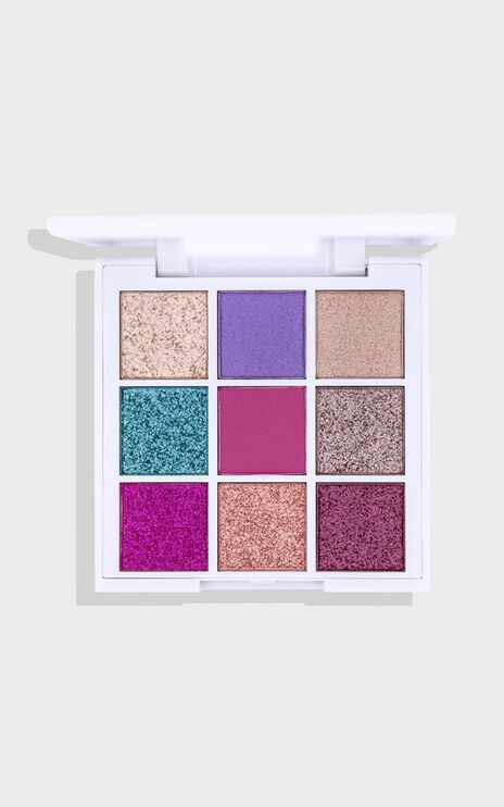 MCoBeauty - Eyeshadow Palette Trend Collection