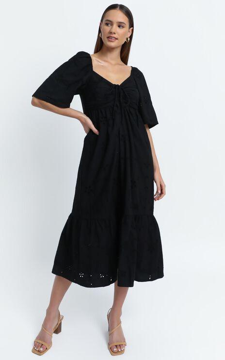 Lillianna Dress in Black