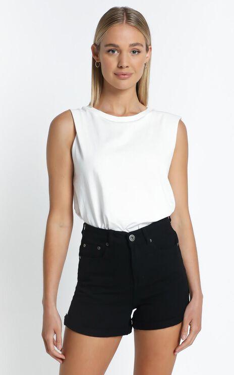 Heidi Shorts in Black