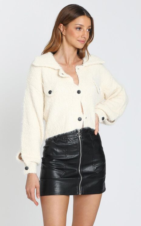 Colorado Jacket in Cream
