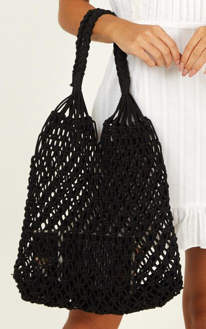 No Better Love Bag In Black, Black, hi-res image number null