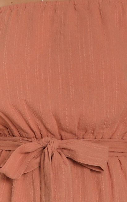 Getting It Right The First Time Dress In Dusty Rose - 4 (XXS), Pink, hi-res image number null