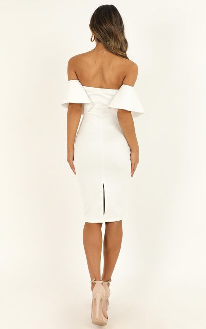 Guest Edit Dress in white - 20 (XXXXL), White, hi-res image number null