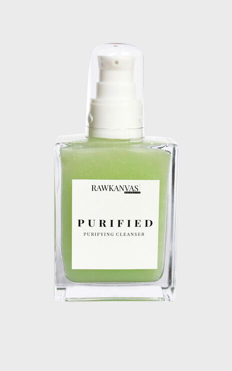 Rawkanvas - Purified Cleanser 100ml