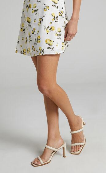 Billini - Orva Heels in Bone