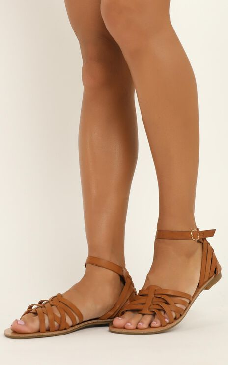 Verali - San Marco Sandals In Tan