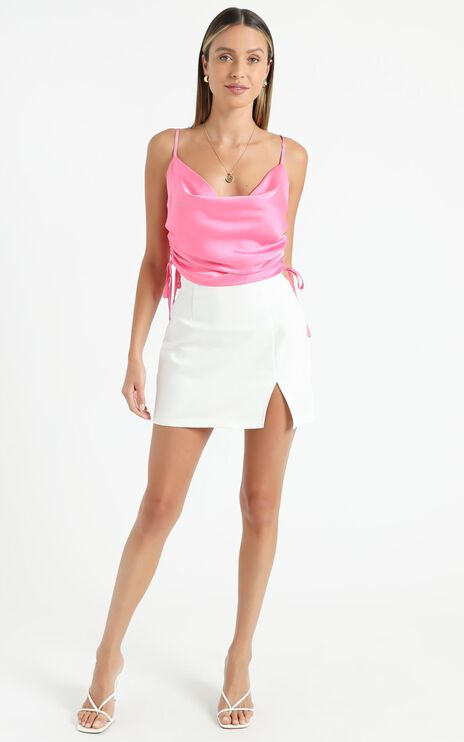 Gilana Top in Pink