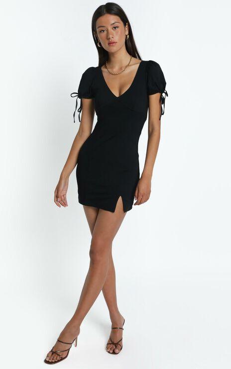 Honey Dress in Black