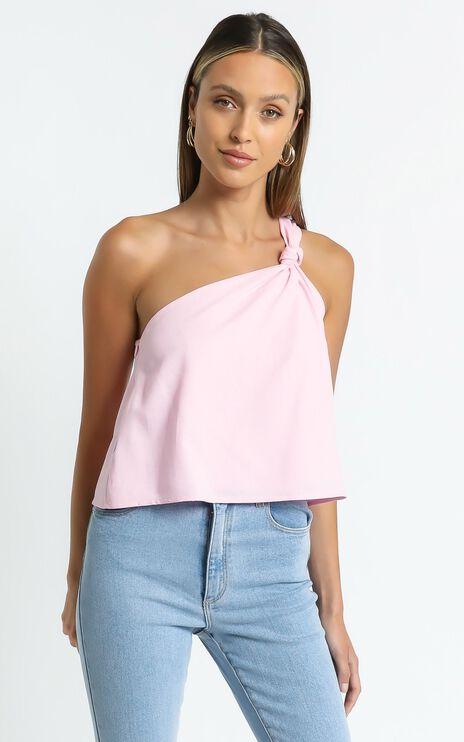Analia Top in Pink