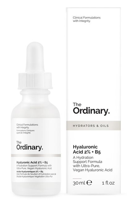 The Ordinary - Hyaluronic Acid 2% + B5 - 30ml , Black, hi-res image number null