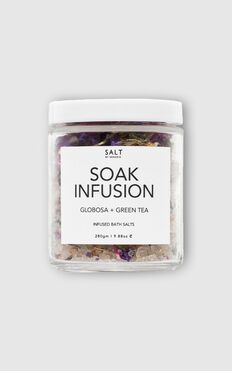 Salt By Hendrix - Soak Infusion in Globosa and Green Tea