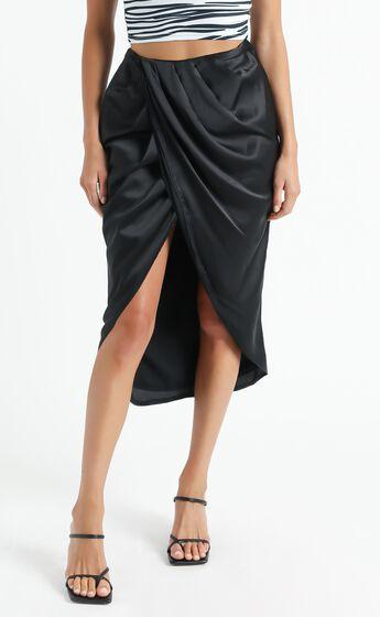 Taormina Skirt in Black