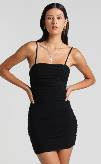 Our Song Dress In Black