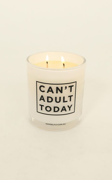Cant Adult Today Candle 450g