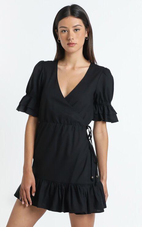 Jayella Dress in Black