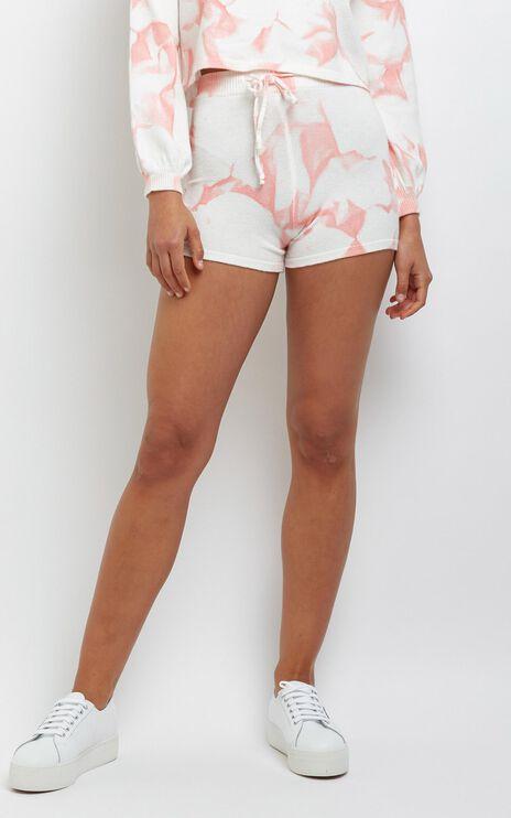 Damara Shorts in Pink