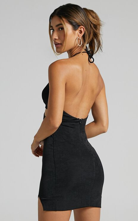 Jessy Dress in Black