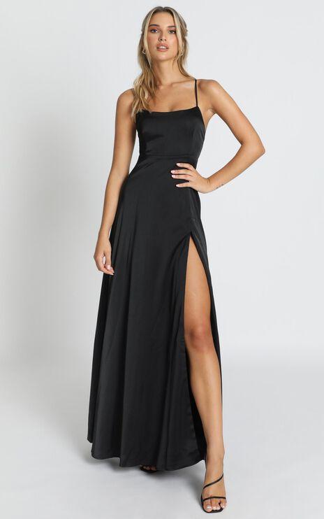 Will It Be Us Dress In Black