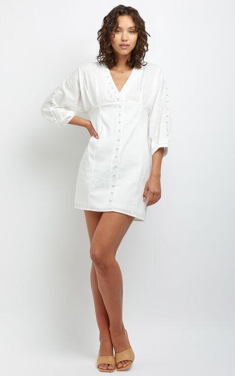 Phoenix Dress in White