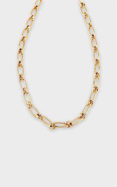 Jolie & Deen - Alyssa Chain Necklace In Gold