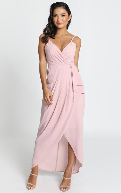 Gave Me You Dress in rose - 20 (XXXXL), Pink, hi-res image number null