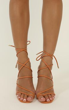 Billini - Indira Heels In Peach