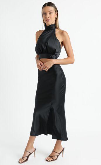 Diara Skirt in Black