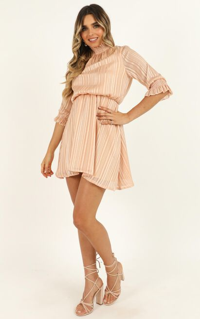 Call Me Honey Dress in blush - 20 (XXXXL), Pink, hi-res image number null
