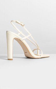 Billini - Yael Heels In Off White