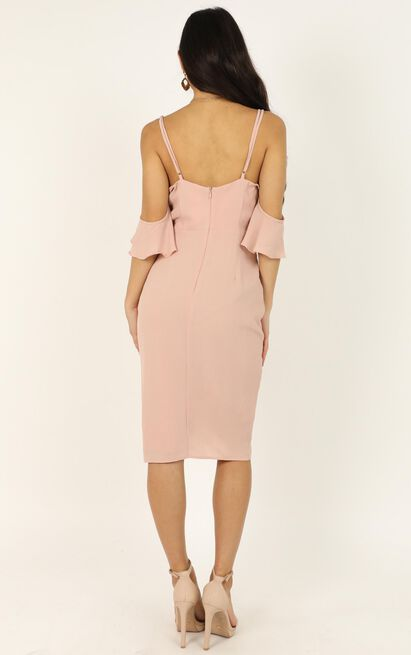When I Fall in Love Dress in blush - 20 (XXXXL), Blush, hi-res image number null