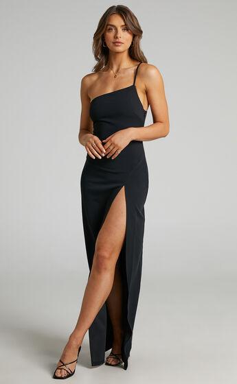 Karalea Maxi Dress in Black