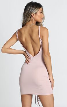 Preya Dress In Pink