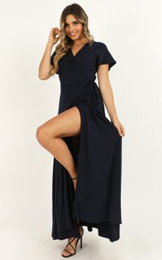 Meaning To Call Dress In Navy