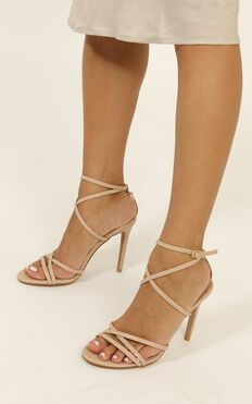 Billini - Tulum Heels In Nude