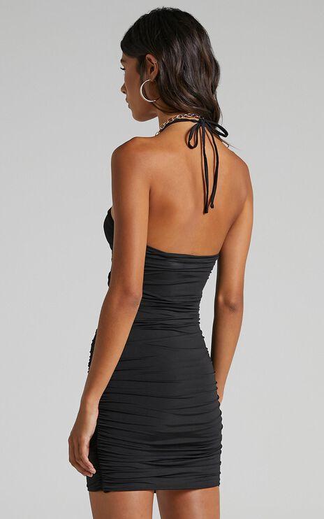 Stirling Dress in Black