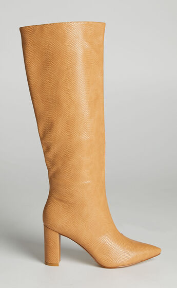 Billini - Waldorf Boots in Desert Lizard