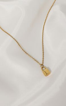Peta and Jain - Louis Necklace In Gold