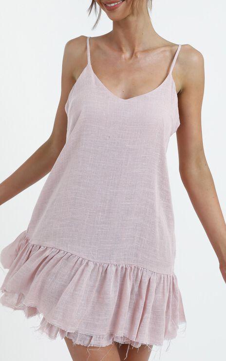 Gypsy Dress in Blush