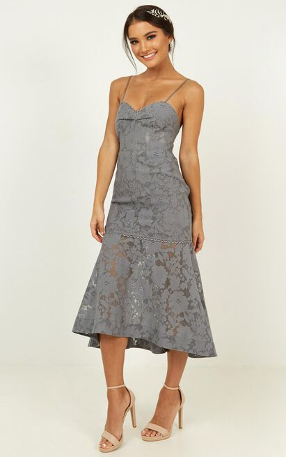 Endless loving dress in blue - 20 (XXXXL), Blue, hi-res image number null