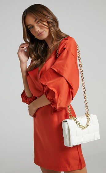 Miakela Bag in White