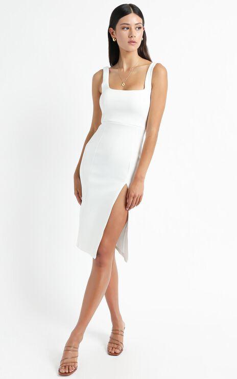 Mini Love Dress in White