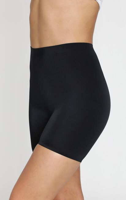 Seamless Shaping Shorts - Light Control in black - S, Black, hi-res image number null