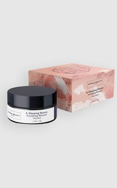 Edible Beauty - Sleeping Beauty Purifying Mousse - Sleep Mask